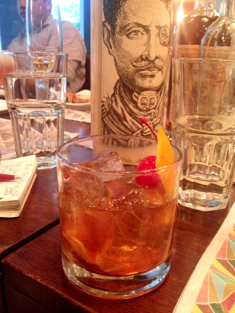 Don Papa Old Fashioned 2
