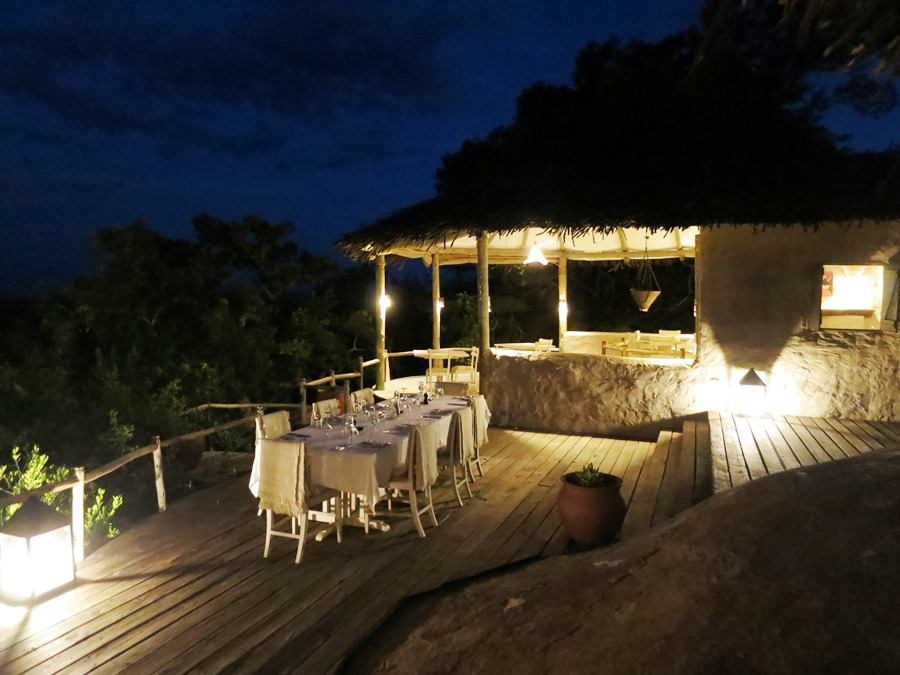 Last Dinner in Serengeti