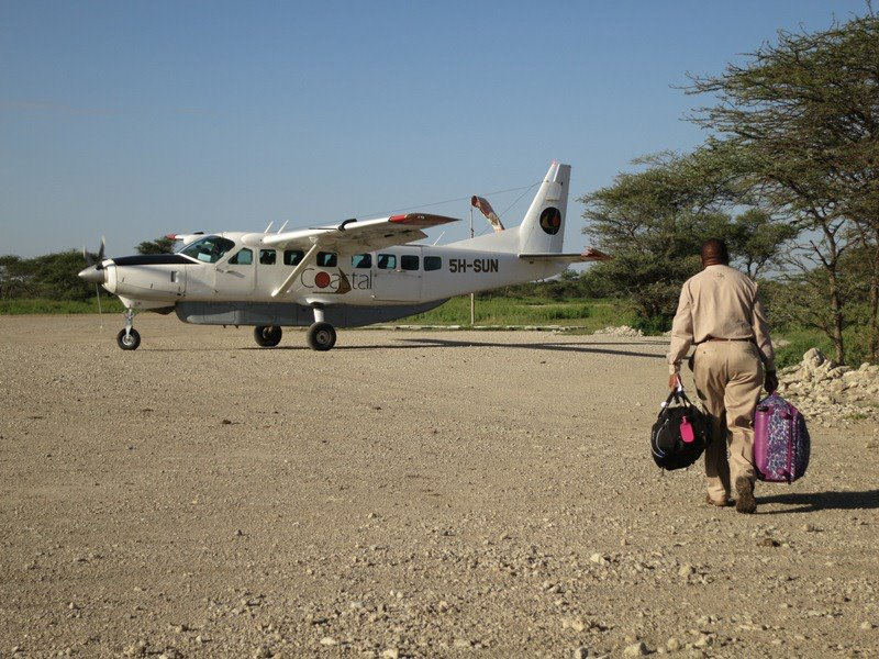 Off to Lamai in northern Serengeti
