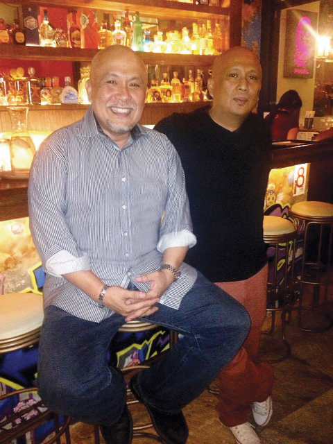 A'toda Madre owners are Fil-Am brothers Aljor and Sante Perreras, who moved back to the Philippines from California to start a tequila bar out of passion. They are very friendly folks and usually make the rounds talking/ educating patrons about tequila!