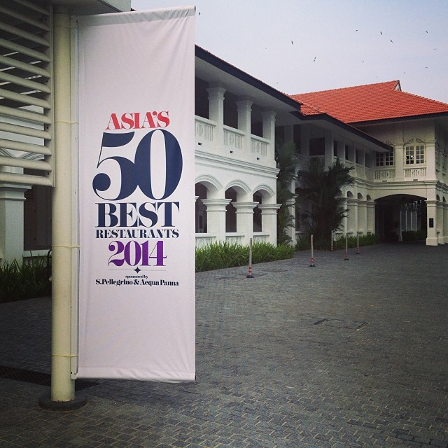 Asia's 50 Best Awards at Capella (Photo by Alicia Sy)