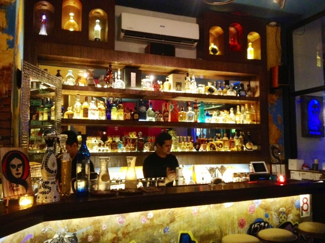 Atoda Madre is the first tequila bar in Metro Manila
