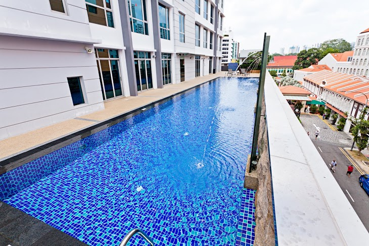 Parc Sovereign Singapore Swimming Pool