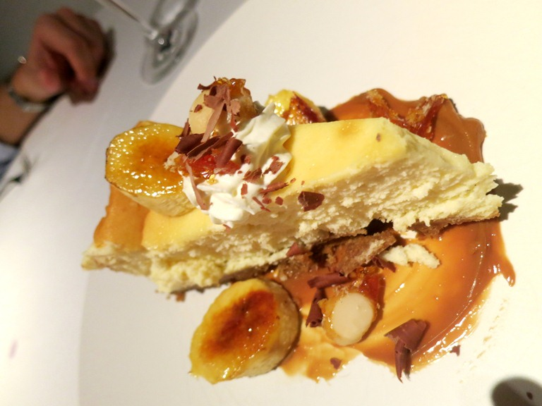 Cheesecake- Black Bird, Nielsen Tower, Makati