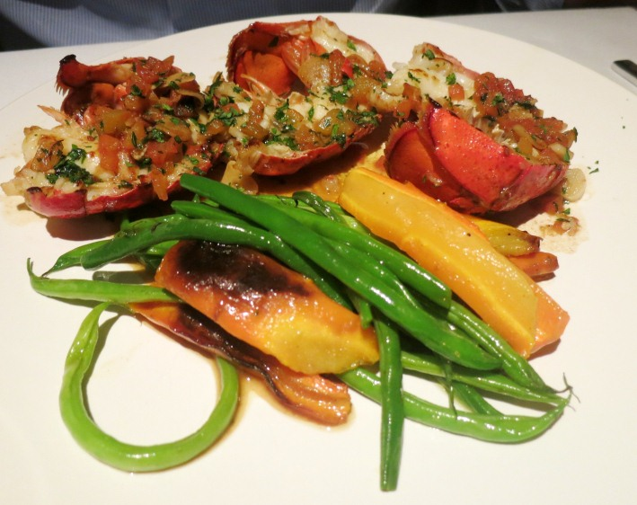 Sauteed Slipper Lobster- Black Bird, Nielsen Tower, Makati
