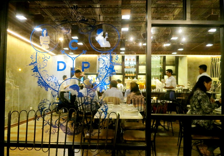 CDP Restaurant by Malou Fores, Katrina Alcantara and Kristine Locsin at Rockwell