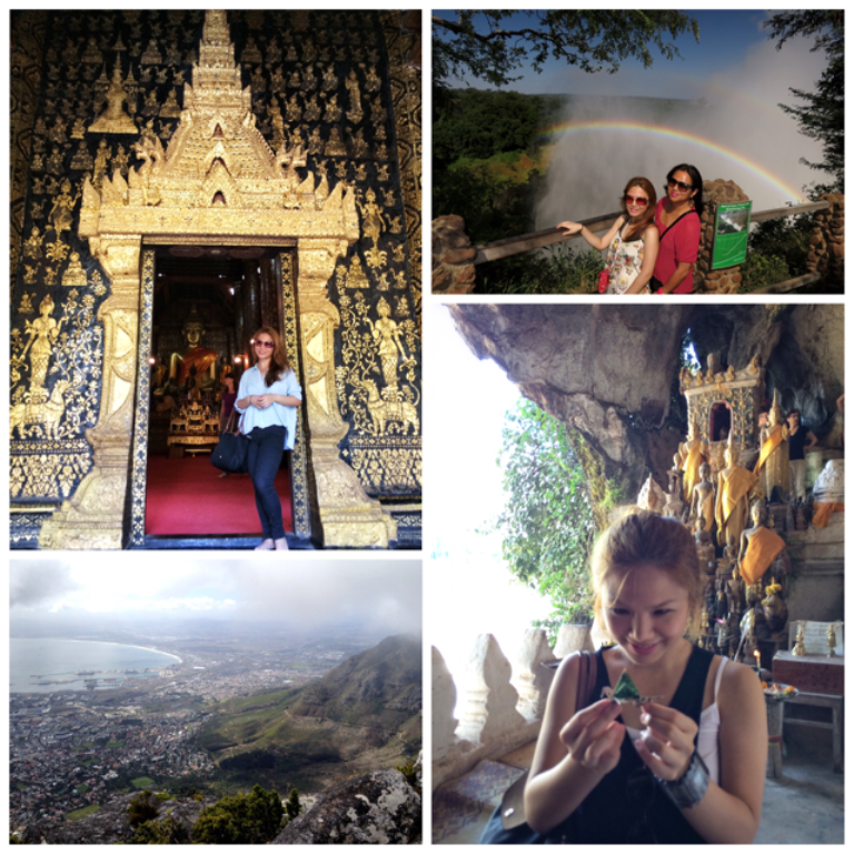 Cheryl Tiu 2014 Travels
