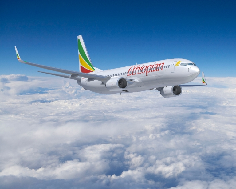 On July 9, 2015, Ethiopian Airlines will launch its direct flight to Manila from Addis Ababa, three times a week, offering a direct business and cultural gateway between the Philippines and Africa. (Photo courtesy of Ethiopian Airlines)