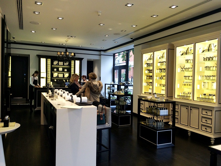 Jo Malone Boutique on Sloane Street 2