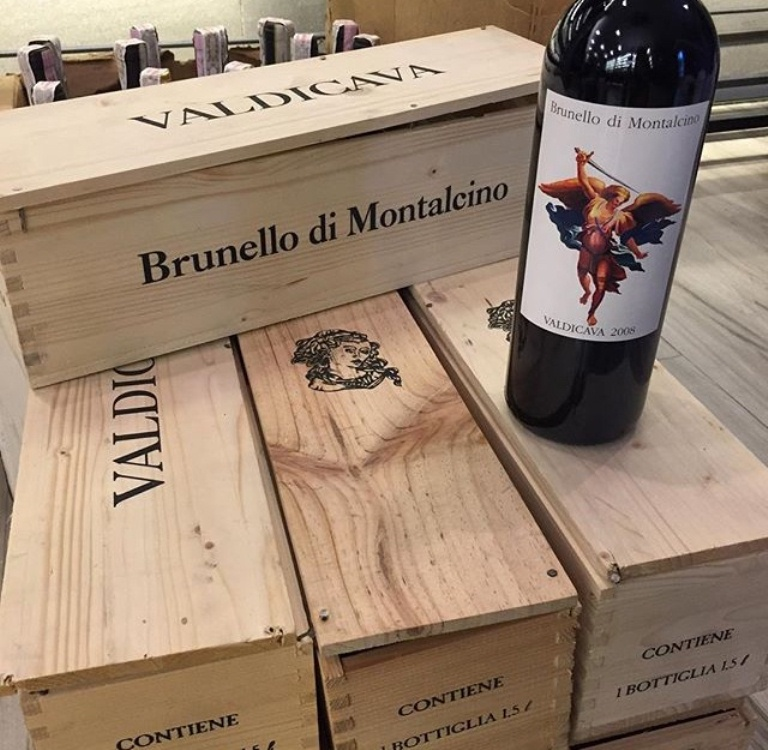 Cellar Door by Artisan Wine Cellar- Brunello di Montalcino Valdicava