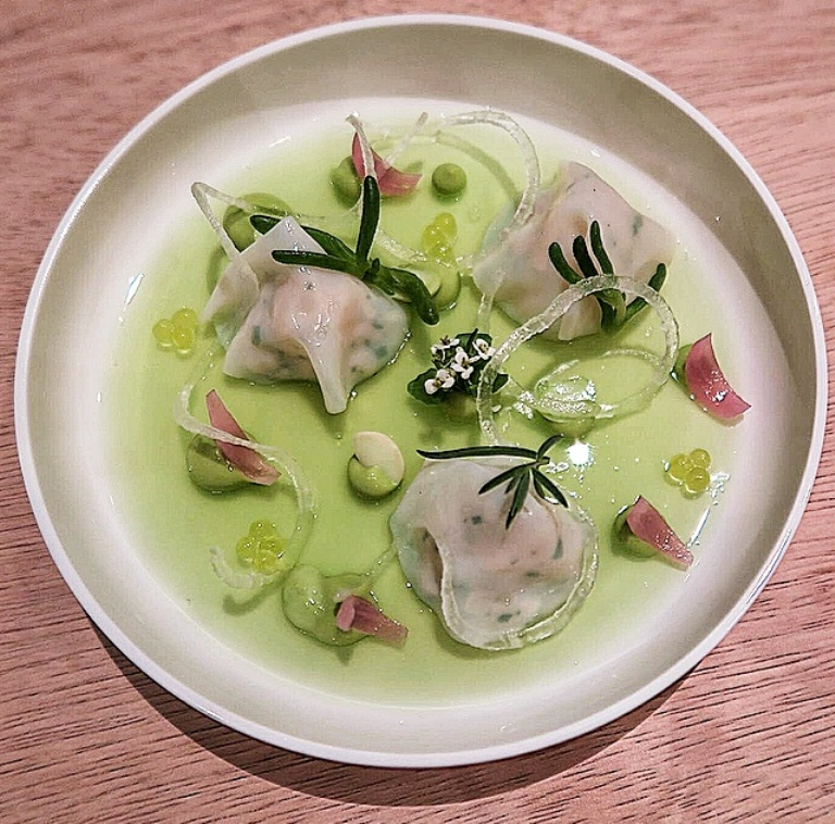 Restaurant Andre Singapore- Idea of Kinilaw Ceviche by Johanne Siy Cuyegkeng 2