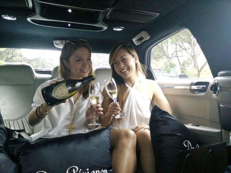 The Dom Perignon Gastronomy Journey is full of life, joy and effervescence! ;) Thanks to my darling Victoria Cheng for taking care of me <3 Cheers!