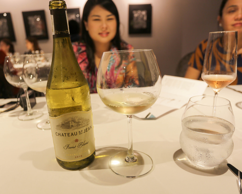 Chateau St. Jean Fume Blanc-Happy Living Philippines- Cross Cultures x Eat Ethio at Gallery Vask
