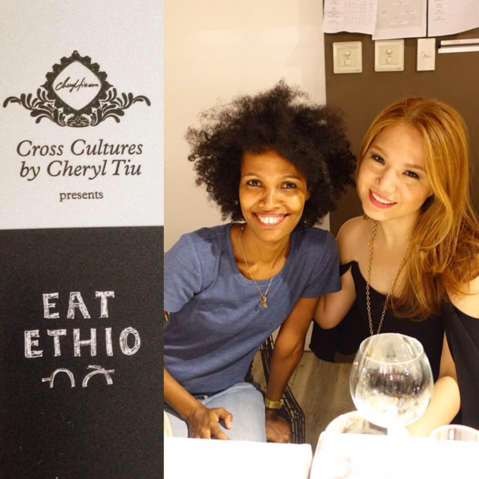 Our first Cross Cultures event was with the fabulous Eat Ethio! We could not have asked for a better first collaboration