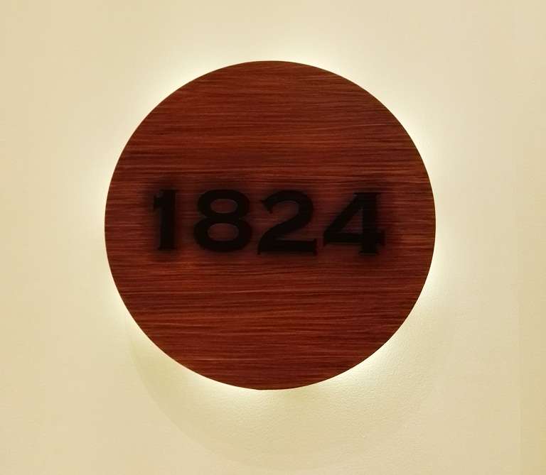 1824.. the year that started it all...