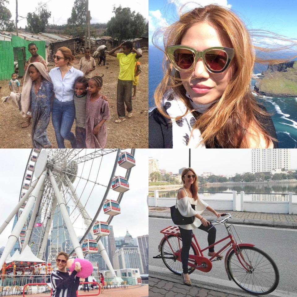 Cheryl Tiu Favorite Travel Moments 2015- Ethiopia, Ireland, Hong Kong, Vietnam