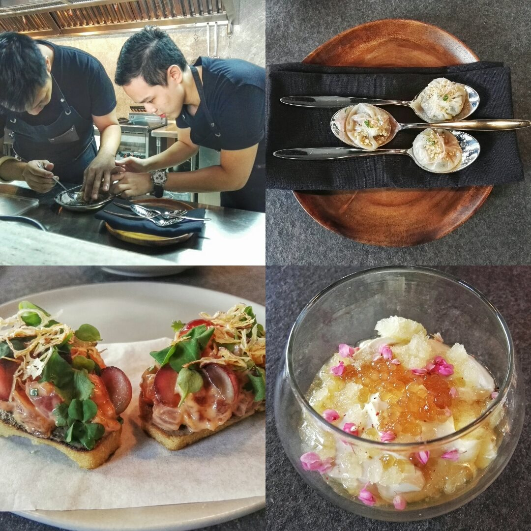The new Black Sheep on Pasong Tamo Extension is helmed by young Chinese-Filipino chef  Patrick Go