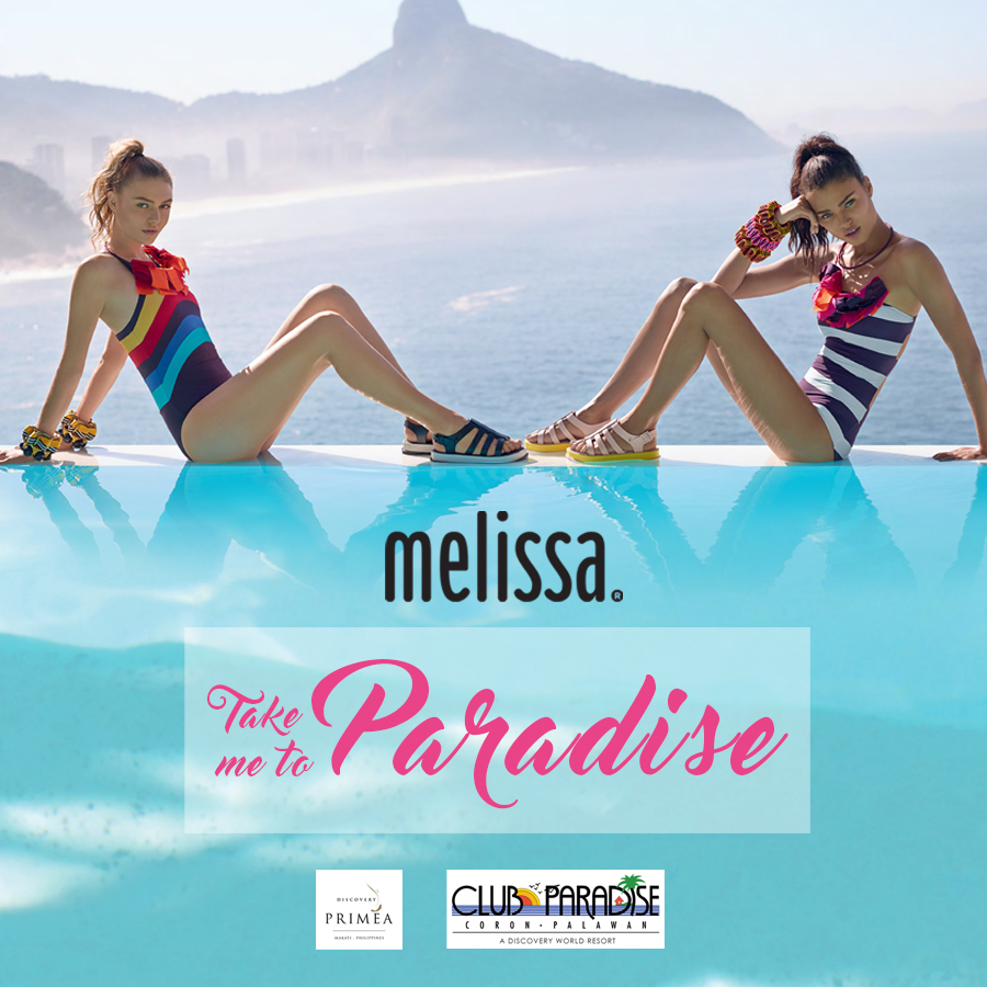 Melissa Will Take You To Paradise (Club Paradise and Discovery Primea)