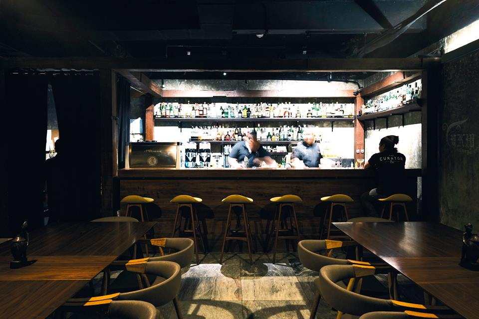 The Curator, Manila, Philippines- 16th Best Bar in Asia- Asia's 50 Best Bars