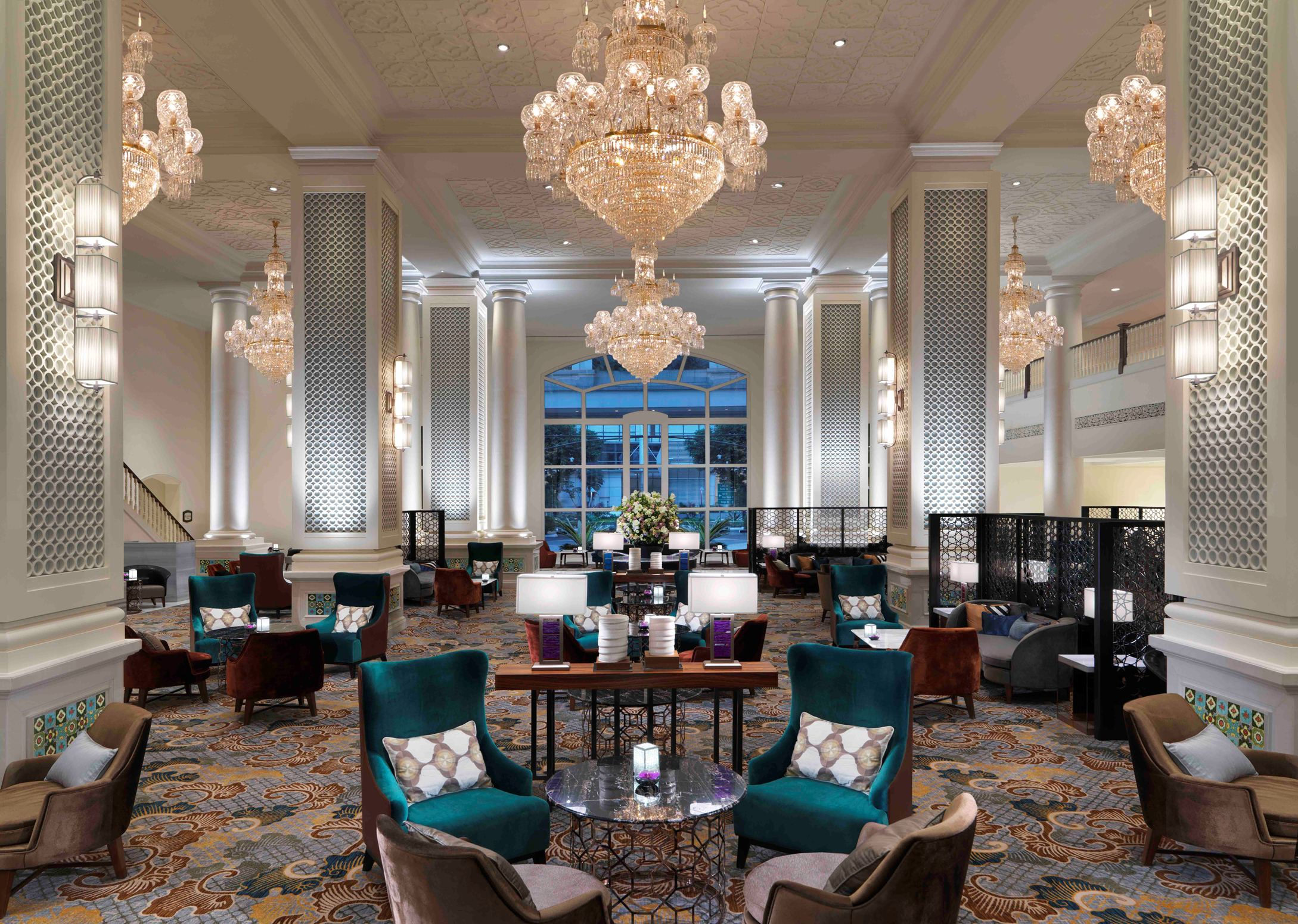 InterContinental Singapore_The Lobby Lounge_LR