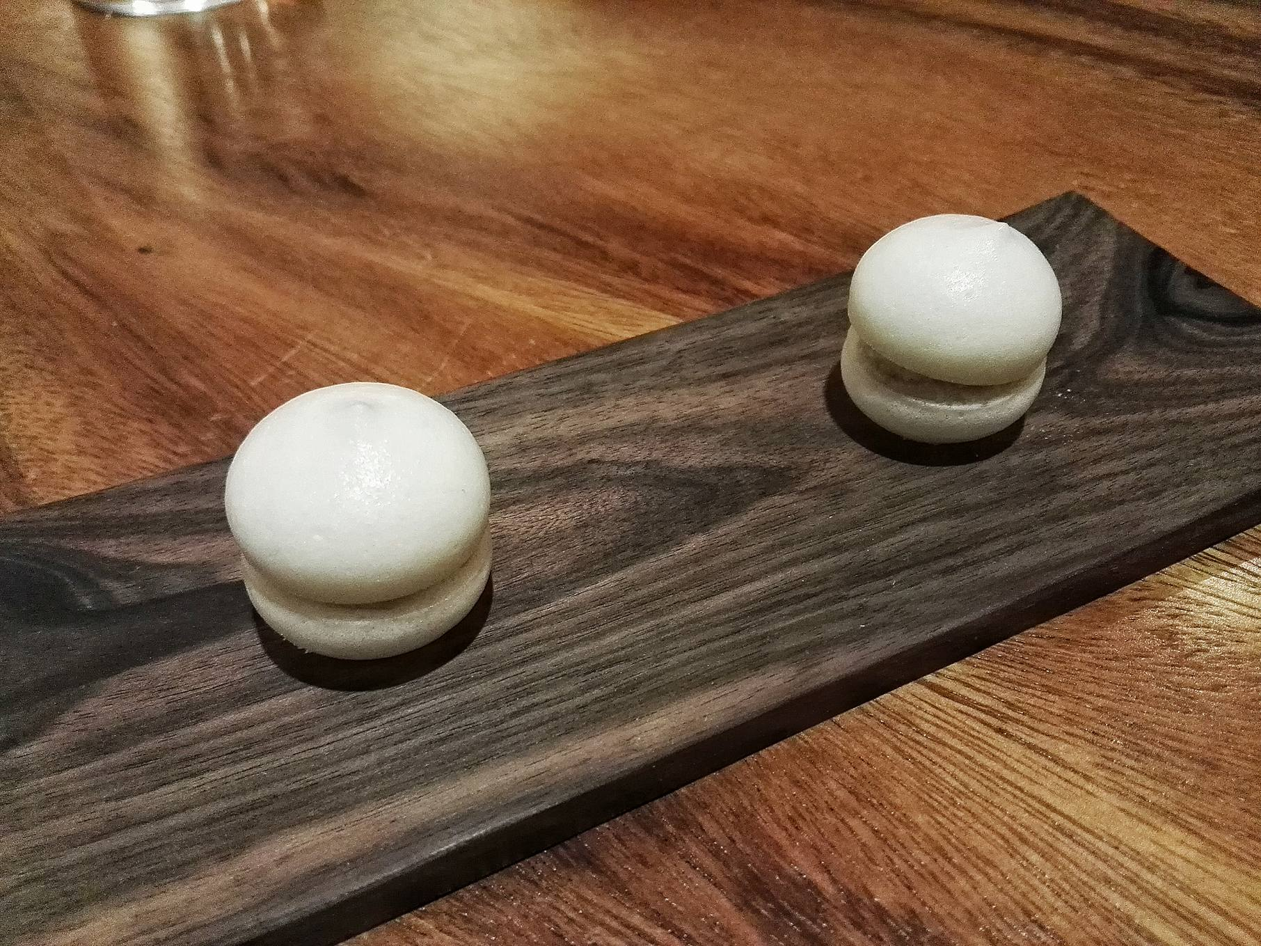 Tomato Meringue at Toyo Eatery, Makati, Philippines