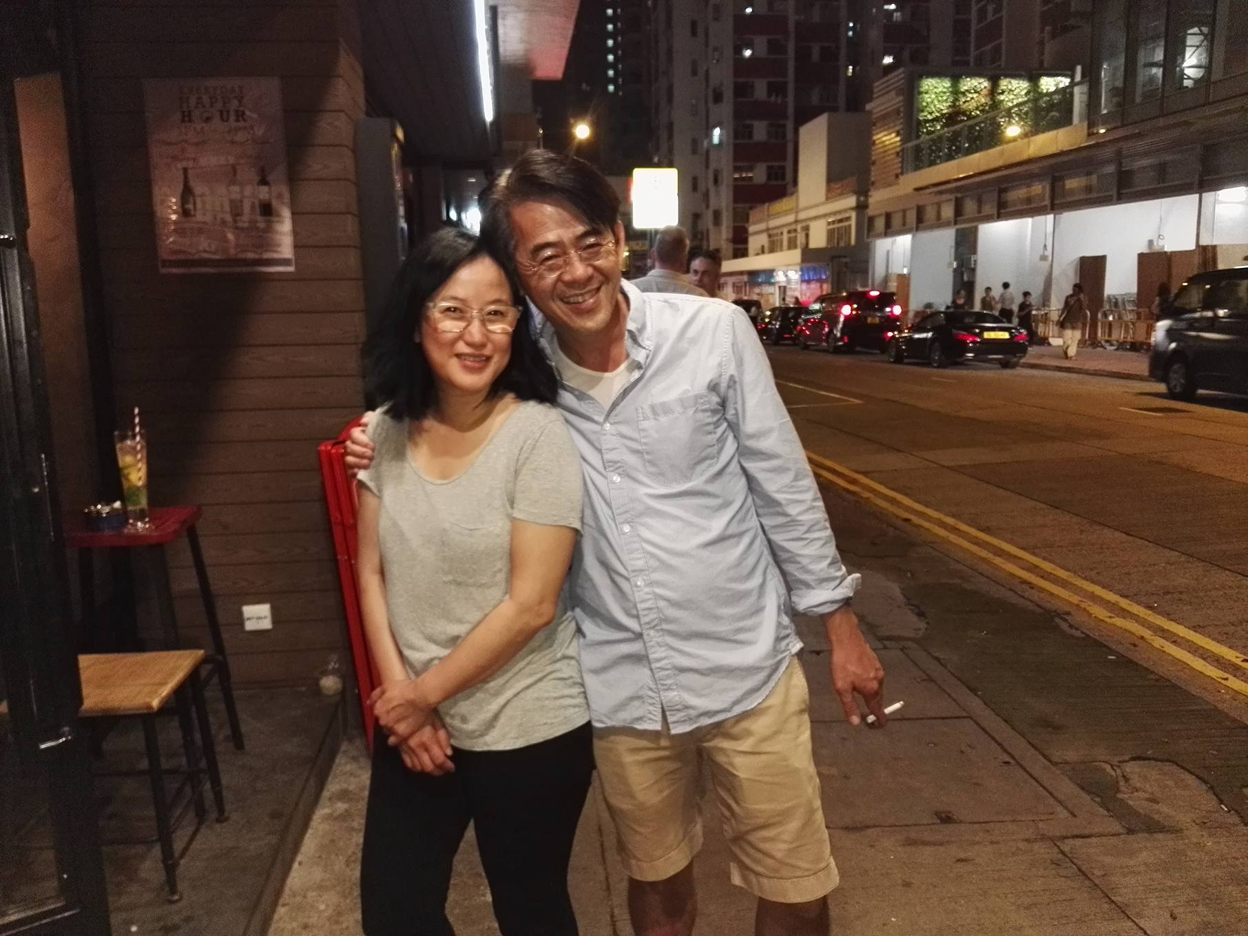 International New York Times' Anh-Thu Pan and Viet Kitchen's Peter Cuong Franklin