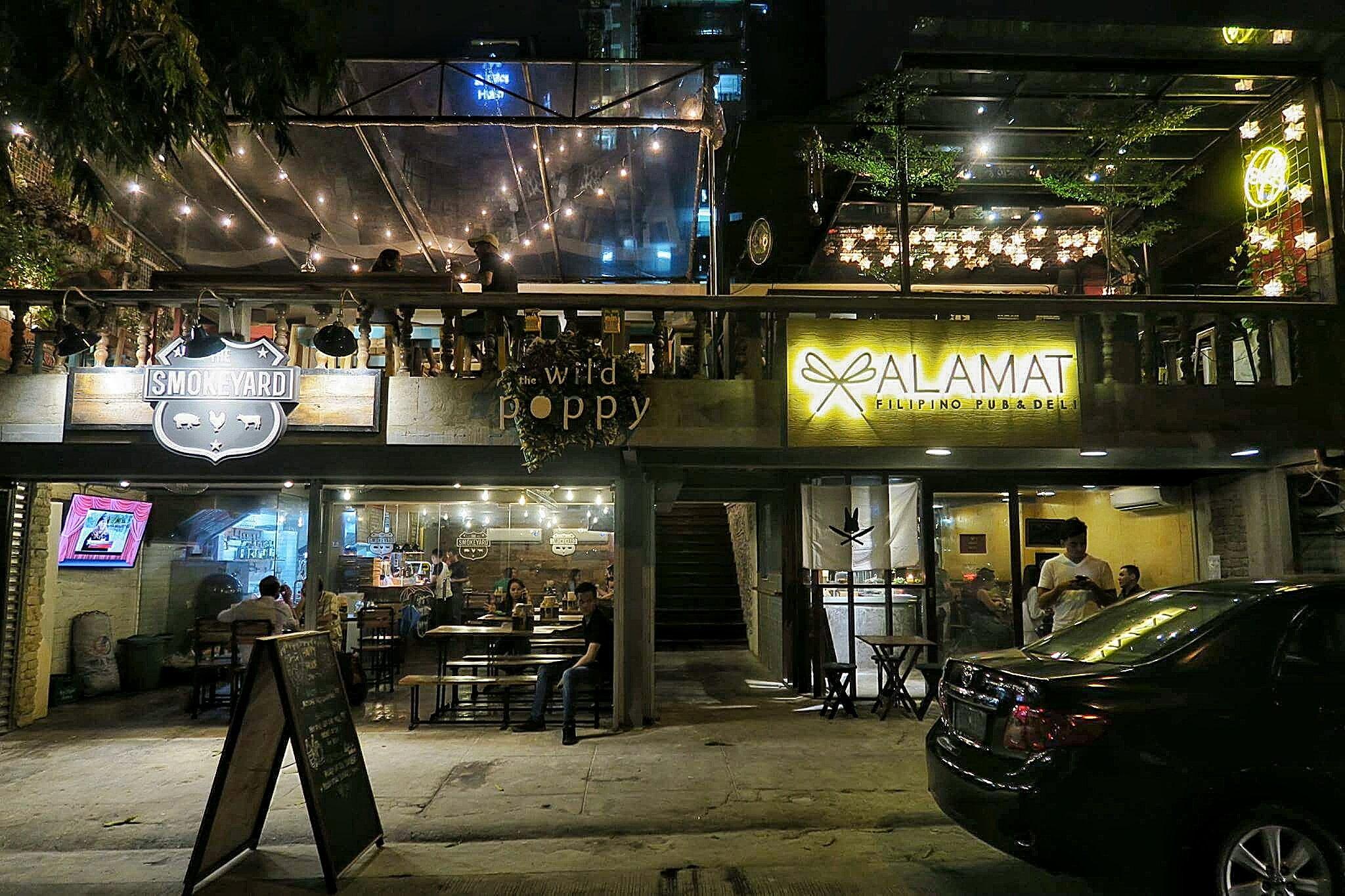 With the rise of hip, casual and creative eateries, Poblacion in Makati has become a foodie neighborhood