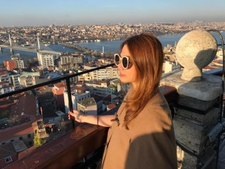 Contemplating the year that was 2016 on top of the Galata Tower overlooking beautiful Istanbul, my last trip for the year.