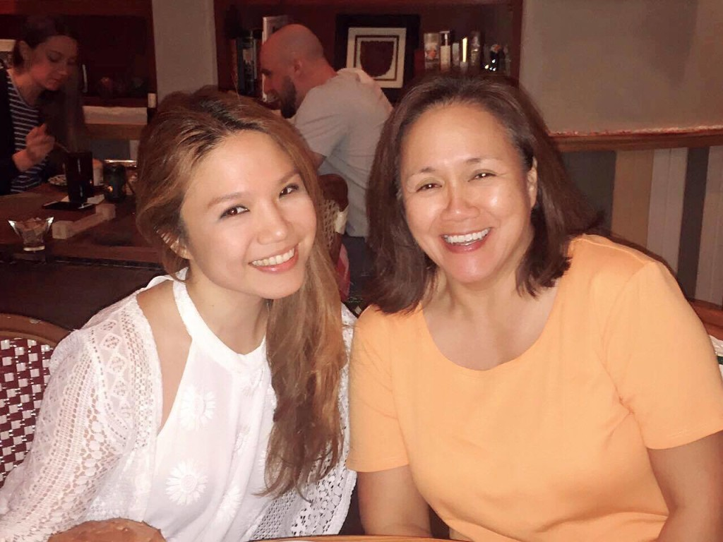 Visiting my aunt (my dad's sister) Lani Tee in Dallas, Texas was so special. I really felt so at home and had the best time with her. We went to mass/ church everyday and also ate like there's no tomorrow. <3