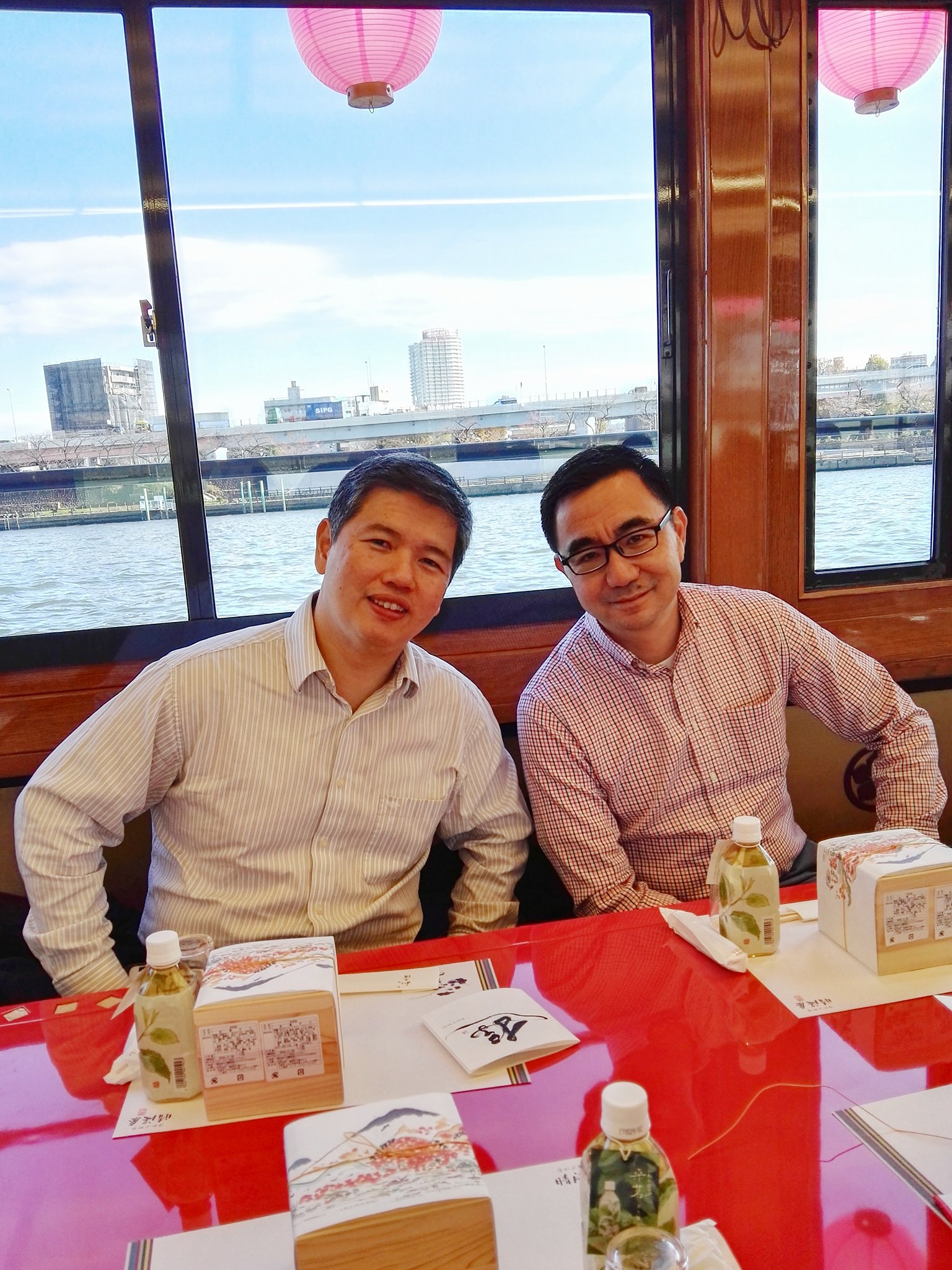 Patrick Pesengco and Herwin See distribute Nespresso in the Philippines through their Philippine Foodservice Group Corporation