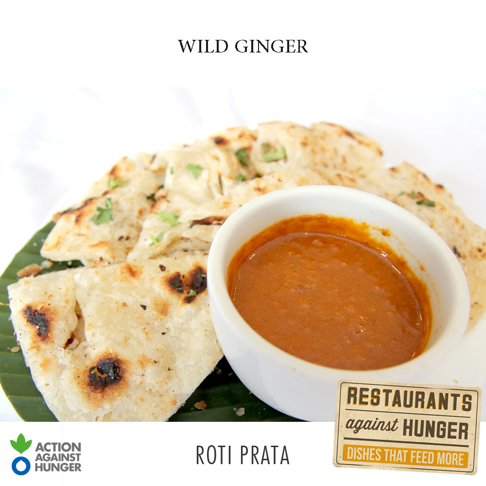 WILD GINGER: All appetizers and desserts