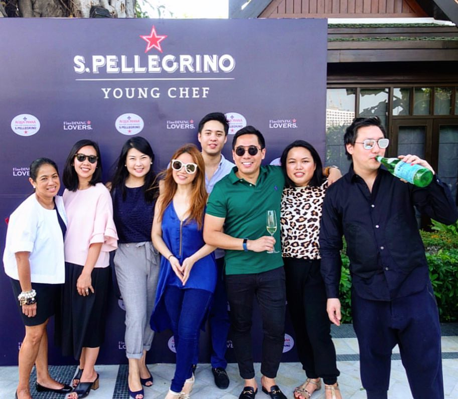 Team Philippines at the San Pellegrino Brunch at Mandarin Oriental Bangkok- February 2017 (2)