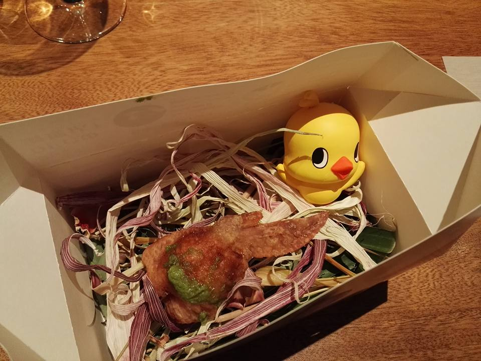 What's Inside the Gaggan Den Fried Chicken