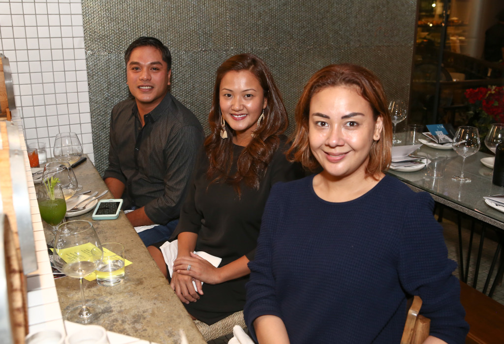 Neil Castillo, Finina Tugade-Castillo, Jenny Yrasuegui- Cross Cultures- Cure- Hey Handsome