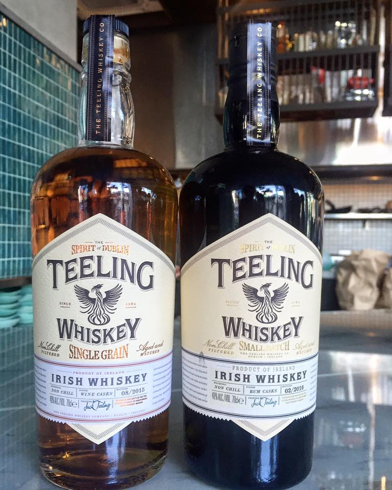 Teeling Irish Whiskey- Cross Cultures- Hey Handsome