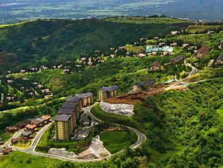 Tagaytay Highlands is one of the most scenic and gorgeous mountain developments in the Philippines, offering golf and sports activities to members and guests.  (Photo courtesy of Tagaytay Highlands)