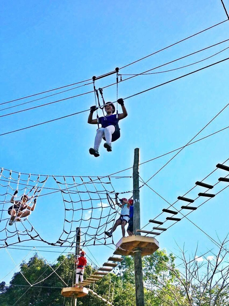 It's so fun, I promise you! (Photo courtesy of Tagaytay Highlands' Facebook page)