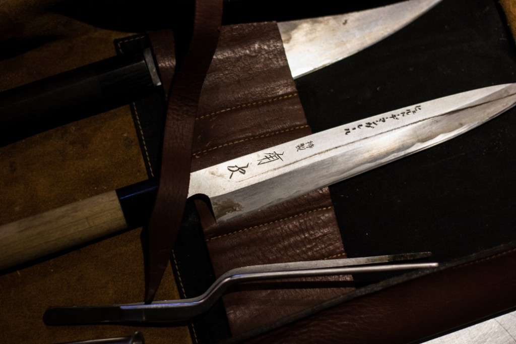 Chef's Knives- Hertog Jan