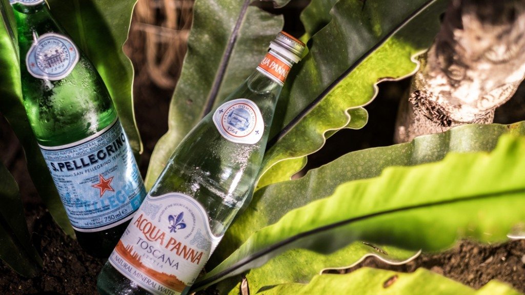 Guests enjoyed free-flowing water from San Pellegrino and Acqua Panna, officially distributed in the Philippines by Werdenberg Intl.
