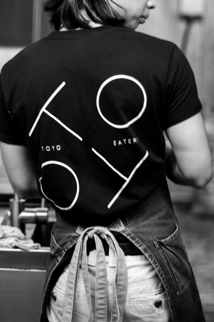 toyo t-shirt- photo by tristan dehesa