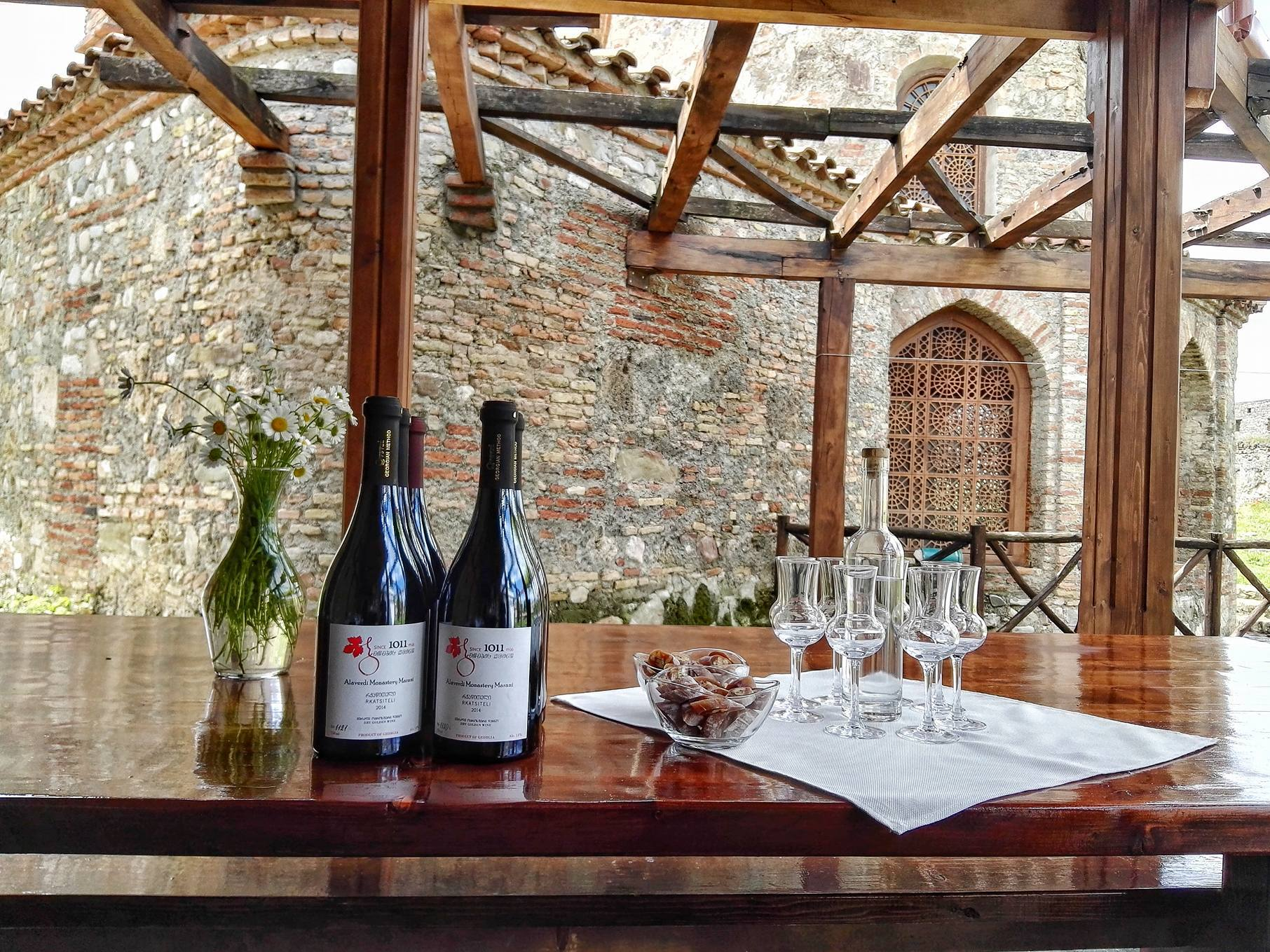 An Introduction to Georgian Wines– And Wineries