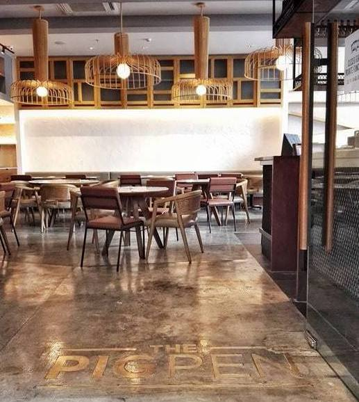 Welcome to The Pig Pen Makati!