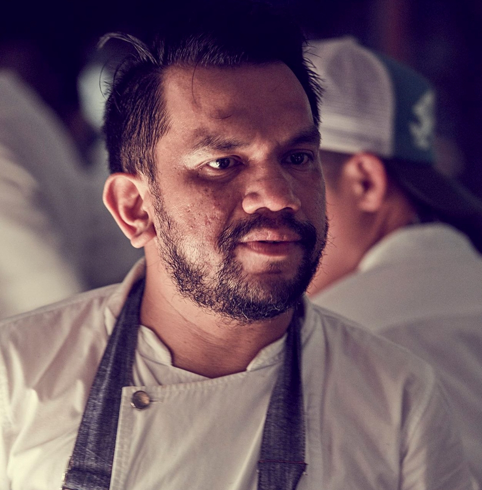 Chef Ray Adriansyah of Locavore in Bali (No. 22 on Asia's 50 Best Restaurants 2017; Best Restaurant in Indonesia) will be headlining SFFA's Fine Food Live (Photo courtesy of Speciality & Fine Food Asia)