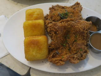Kettle's famous Buttermilk Fried Chicken is one of the dishes you can have at a discount if you book with the Eatigo app