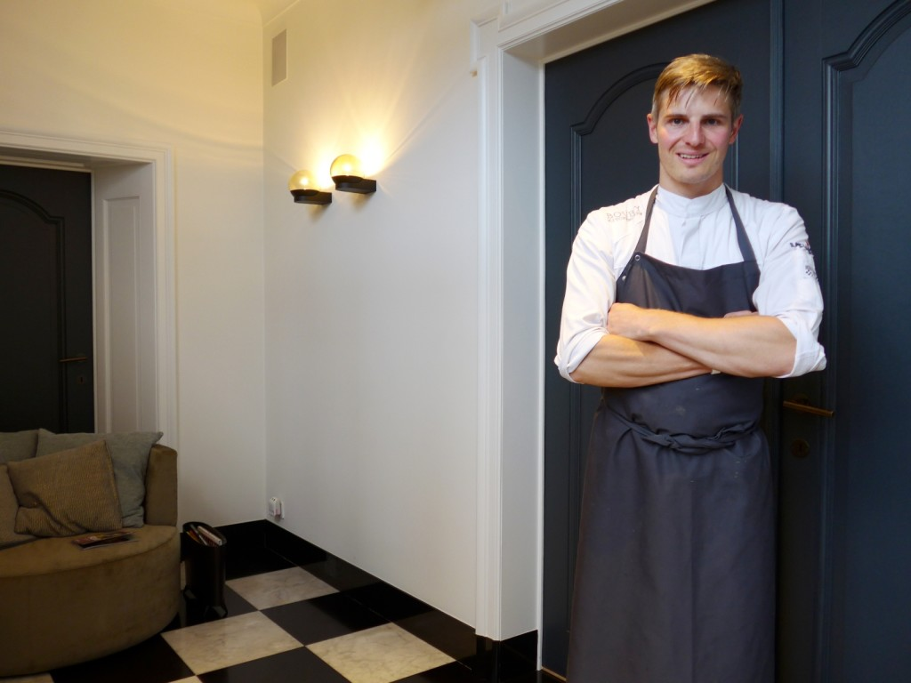 A Flander Kitchen Rebel: Michelin-starred Boury helmed by young Tim Boury, who was also the chef of the year for the Belgian and Luxembourg Gault & Millau 2017 (Photo by Cheryl Tiu)