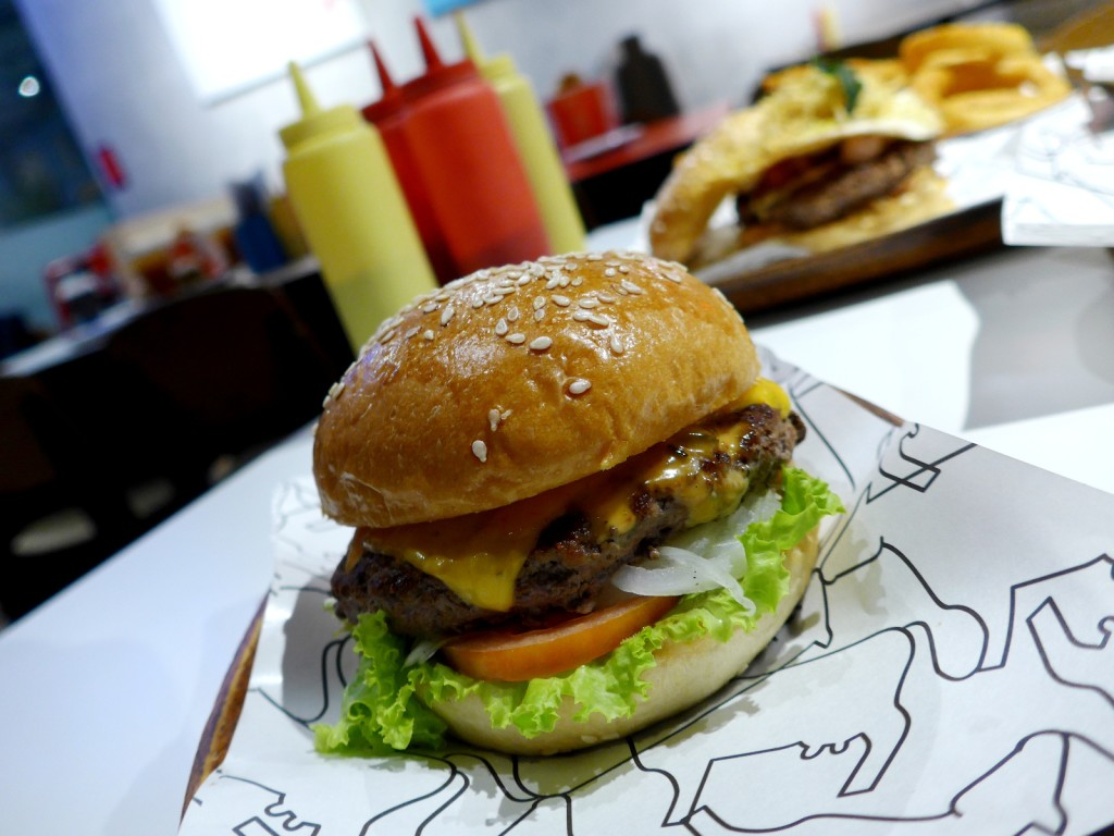 On Monday, October 18, 8 Cuts' Grassfed Cheeseburger will go for PHP55 (Photo by Cheryl Tiu)