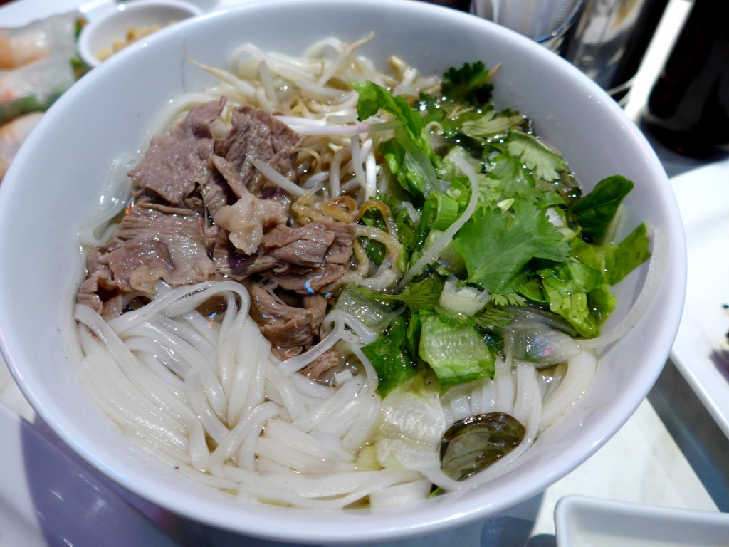 On Friday, October 20, Phat Phos small pho special will br priced at P55 Photo by Cheryl Tiu)