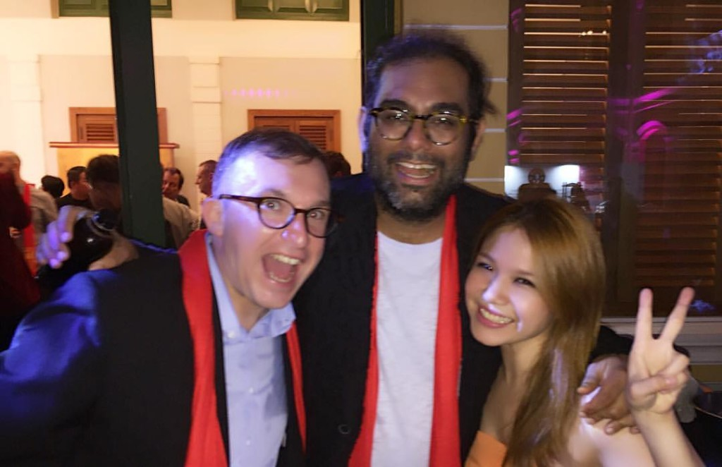 3 years in a row!!!! 🏆🏆🏆 Congratulations to our dear Gaggan and team for being the #1 restaurant in Asia for 2017 once again, and to Chele and Gallery Vask for being the best restaurant in the Philippines, jumping up to #35!!! A little trivia, Cross Cultures by Cheryl Tiu was only 1 MONTH old when I collaborated with these two, and they have been the *HUGEST* supporters of my events platform, and have been promoting it to everyone since. 🙏🙏🙏