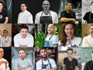 The full list of chef-presenters at Madrid Fusion Manila 2018