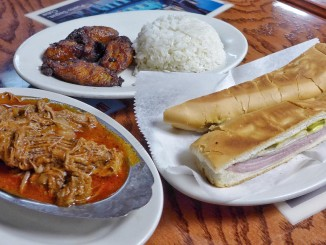 Yes, Versailles is an institution for Cuban food in Miami, but you can have great grub elsewhere! Keep reading to find out where this is :) (Photo by Cheryl Tiu)